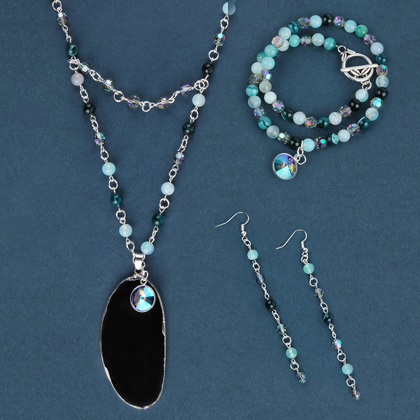 'Delphine' Jewellery Set