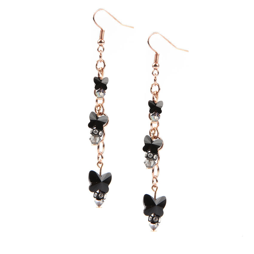 'Dark Forest' Earrings