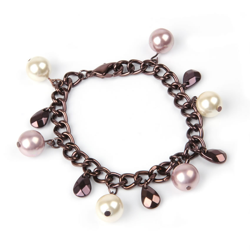 'Chocolate Drops' Bracelet