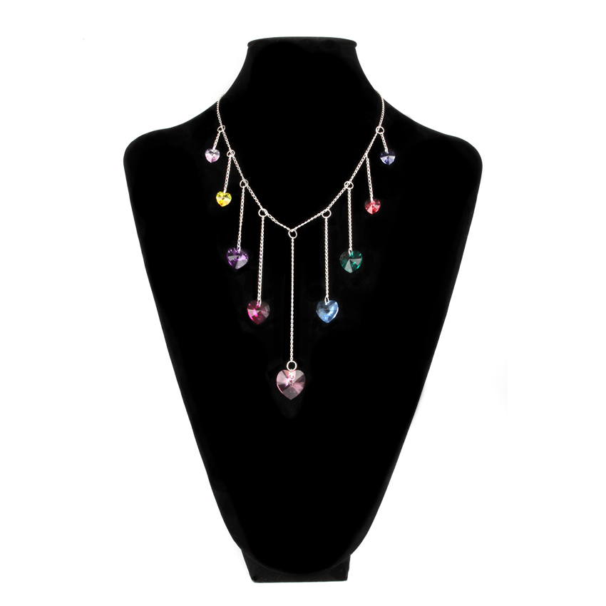 Vintage Swarovski Spectrum Necklace