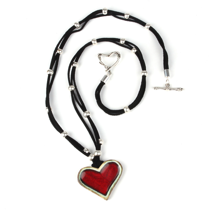 TAMB Queen of Hearts Necklace