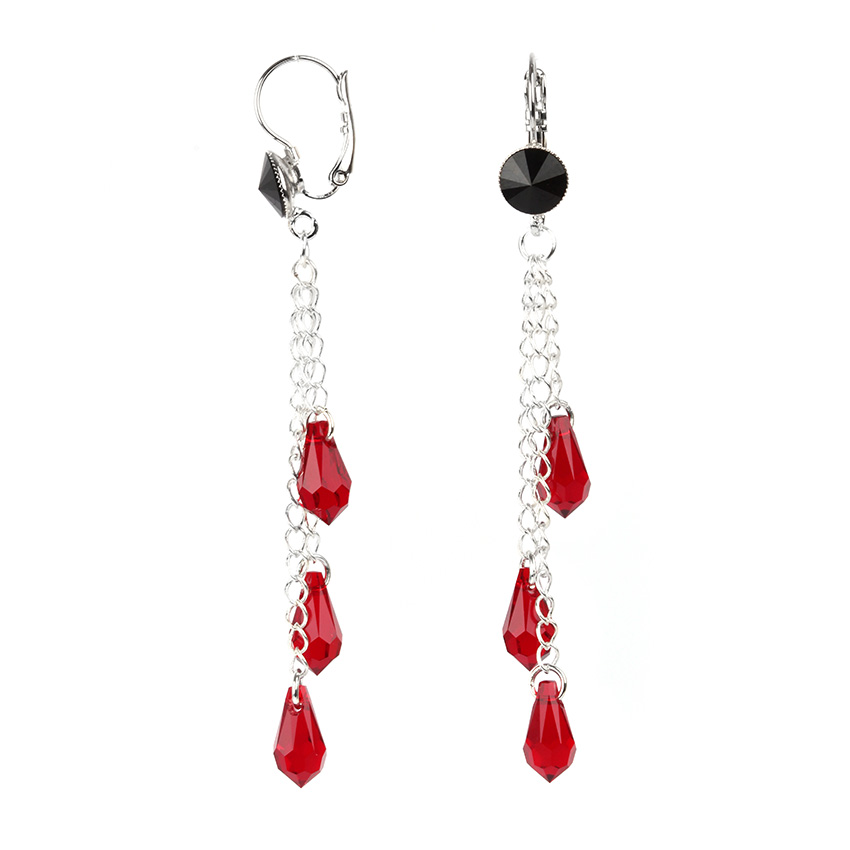 Vampira's Earrings