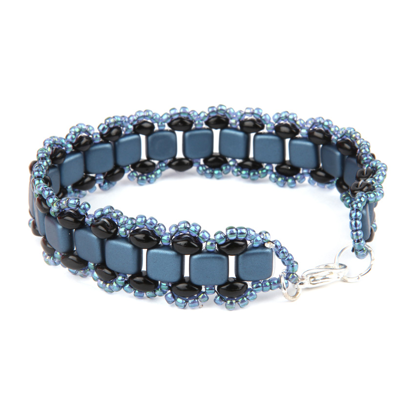 Navy Tila Bliss Bracelet