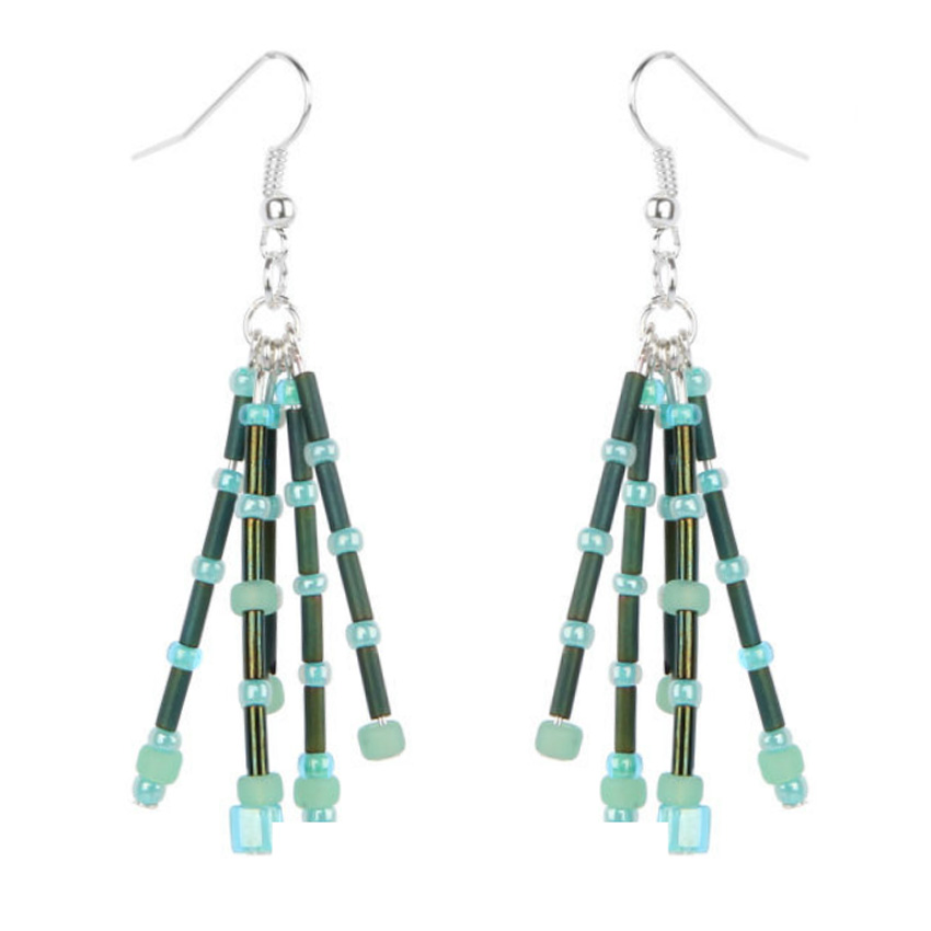 Seabed Earrings