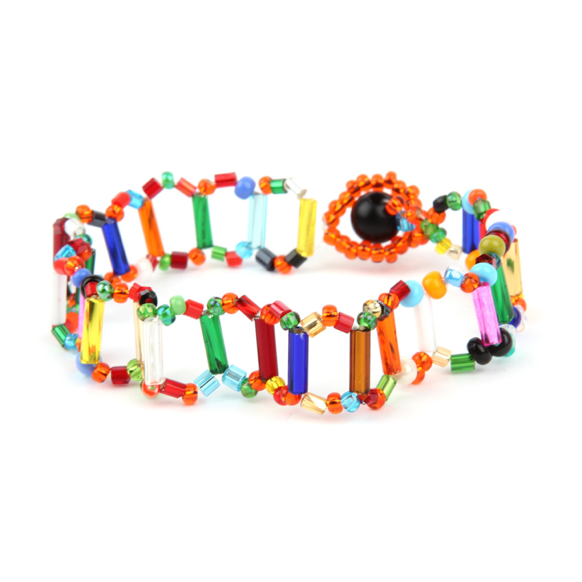 Electric Rainbow Bracelet