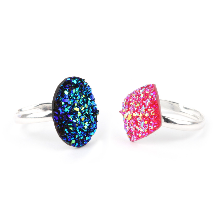Dazzling Cabochon Rings