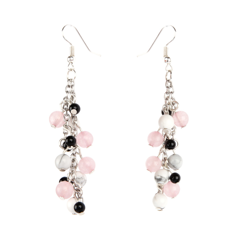 Simply Precious Drop Earrings