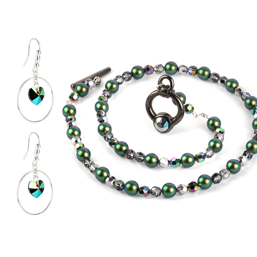 Deep Sea Mysteries Jewellery Set