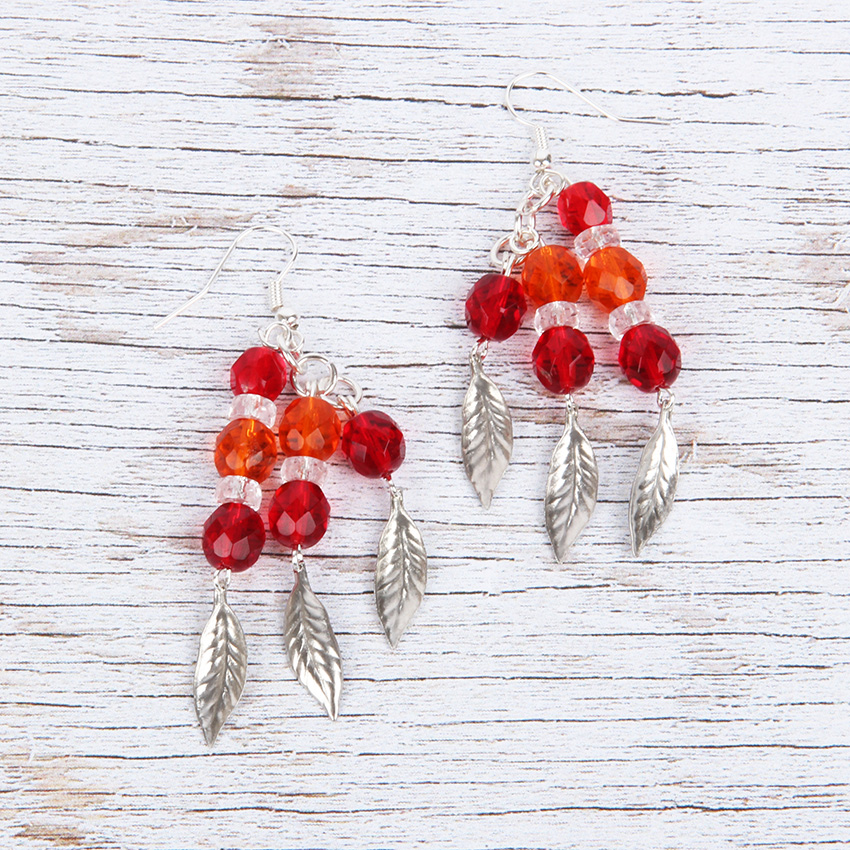 Autumn Berry Earrings