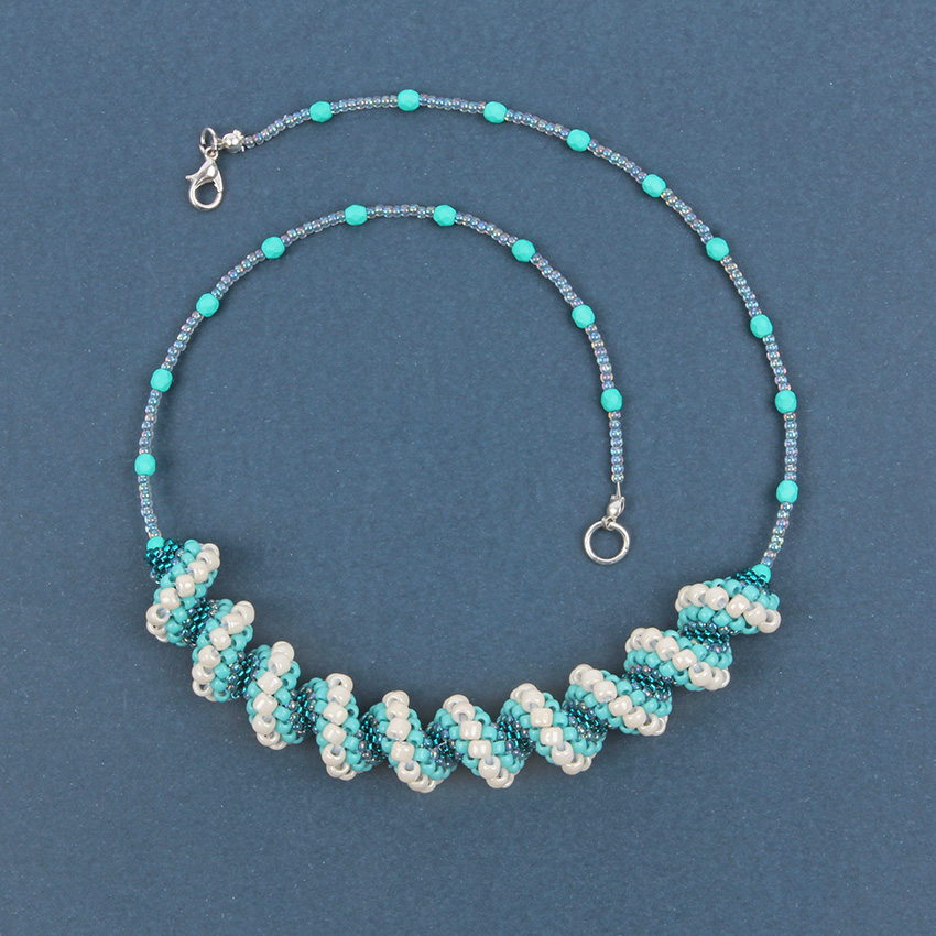 Cellini Spiral Necklace