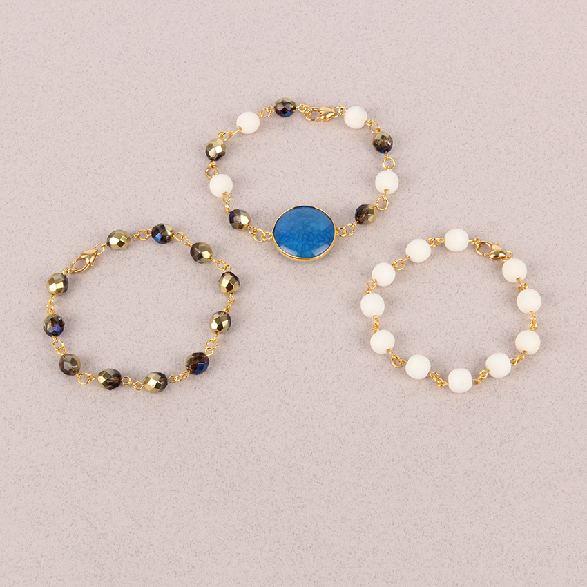 'Athena' Bracelet Collection