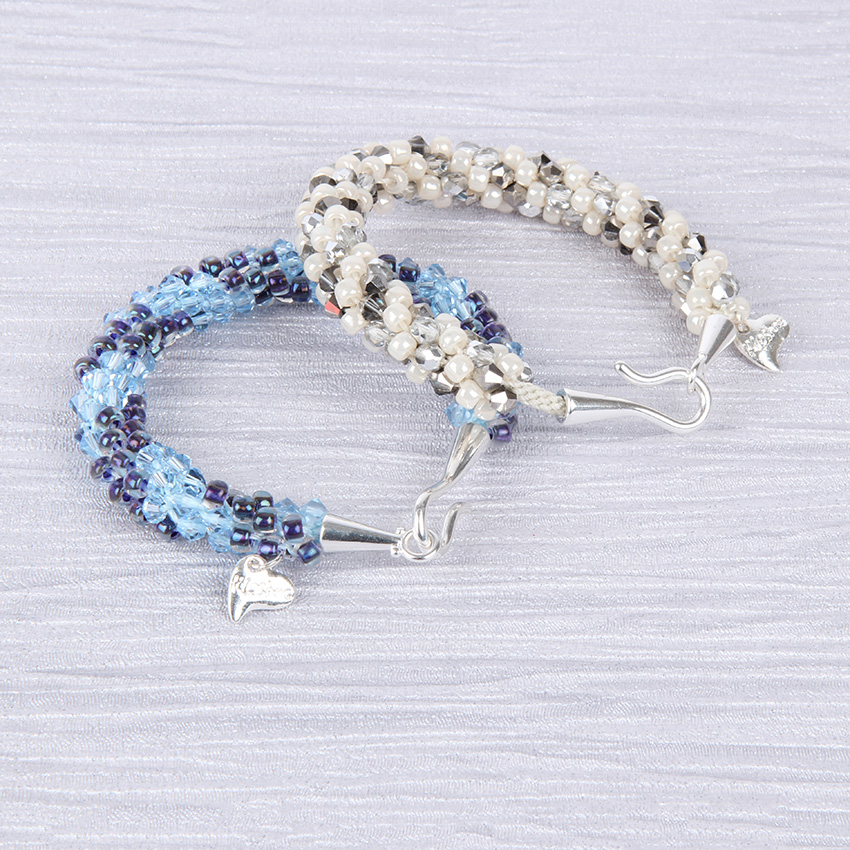 Kleshna Kumihimo Bracelets | Take a Make Break
