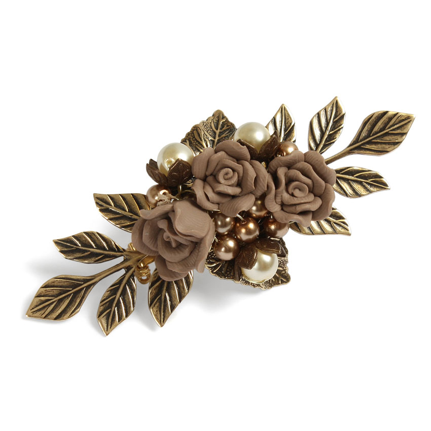 Vintage Beauty Brooch
