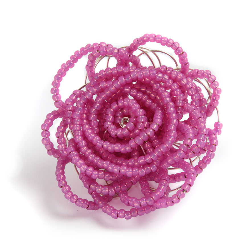 Floral Fusion Wire Flower