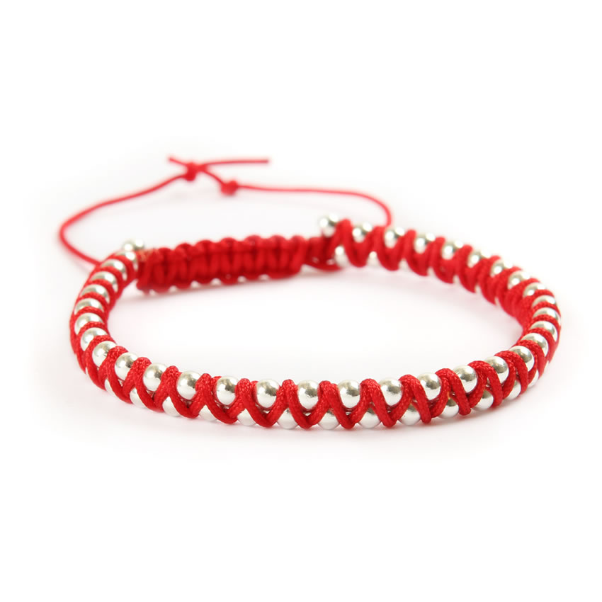 Sale Make Aztec Red Bracelet