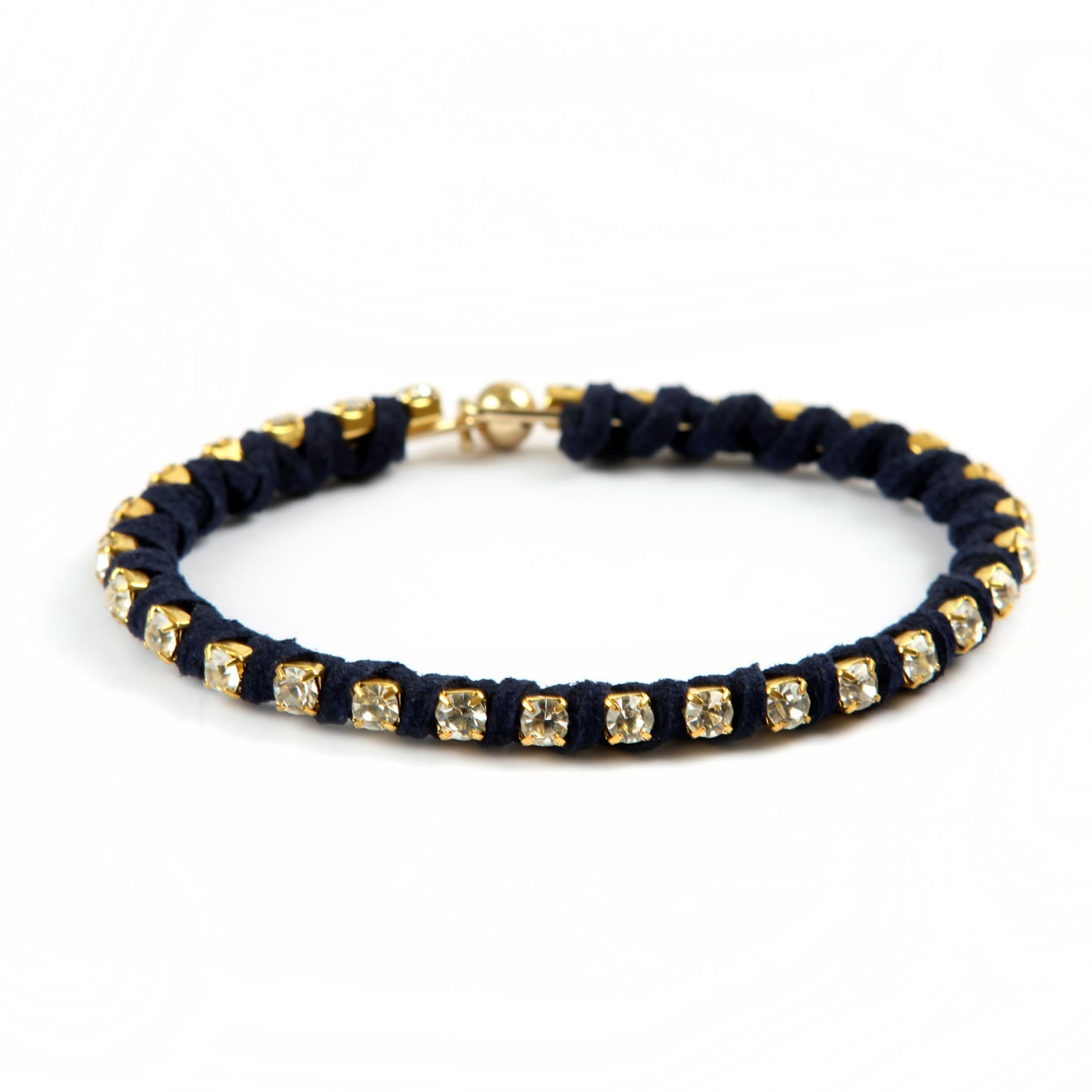 Sale Make City Life Navy Bangle