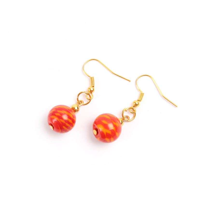 'Chinese Lantern' Earrings