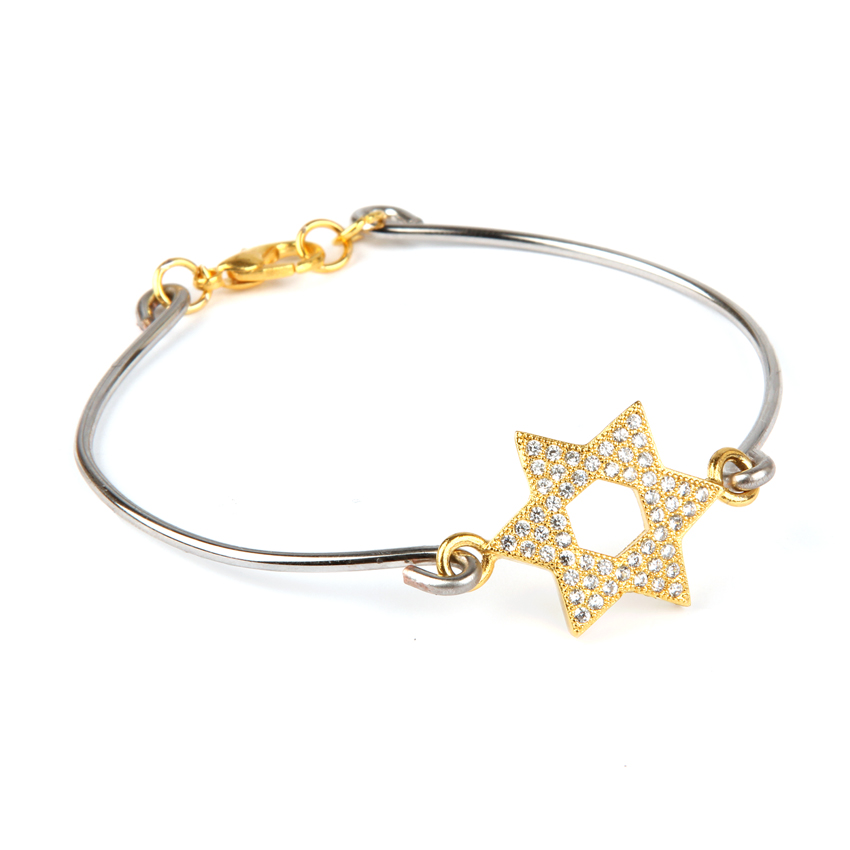 Starlight Bangle Bracelet