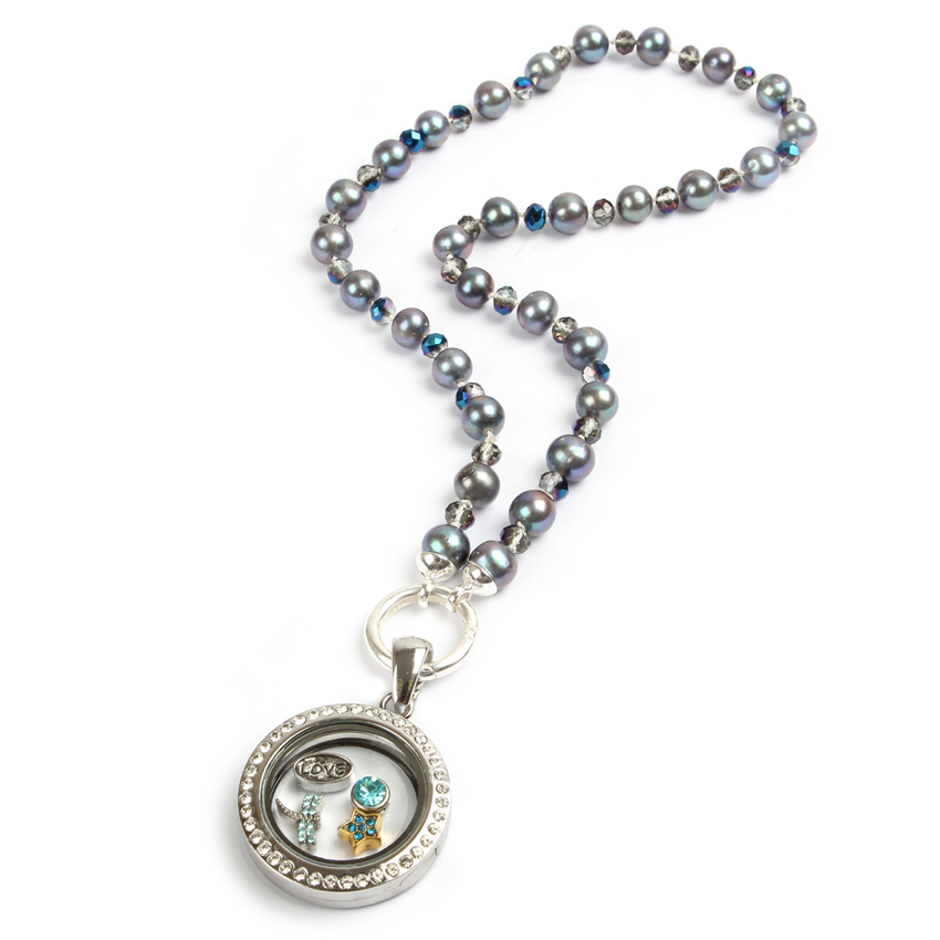 River 'Keepsake' Locket
