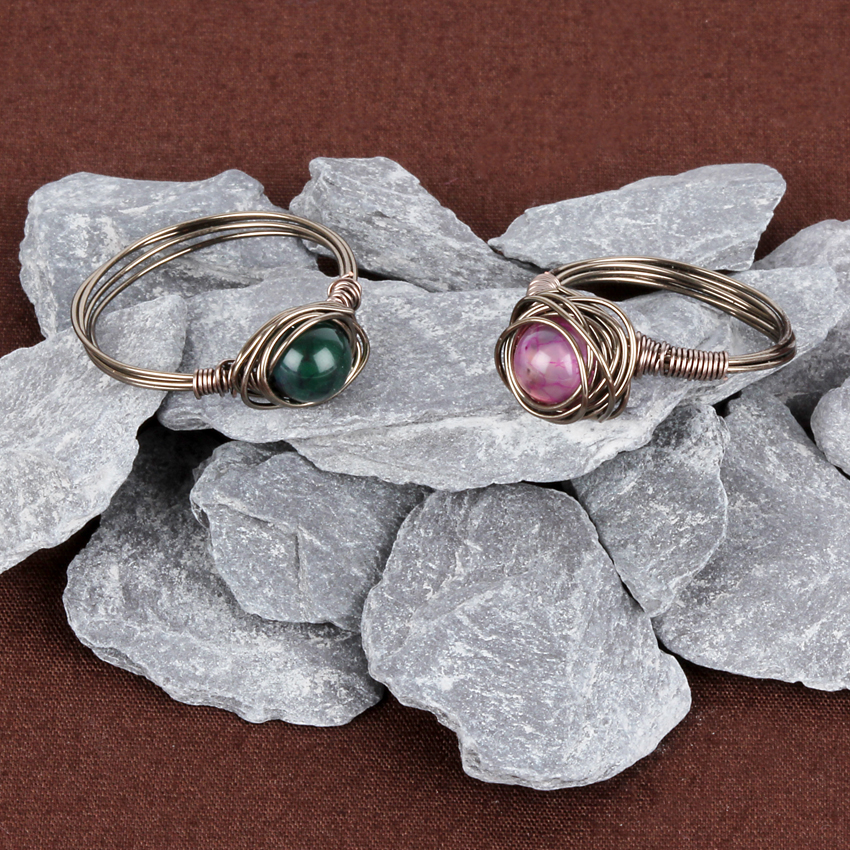 Ariella Wrapped Rings
