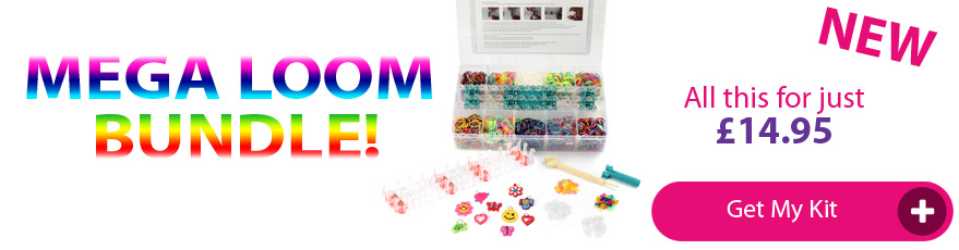 The No.1 Loom Bands Kit
