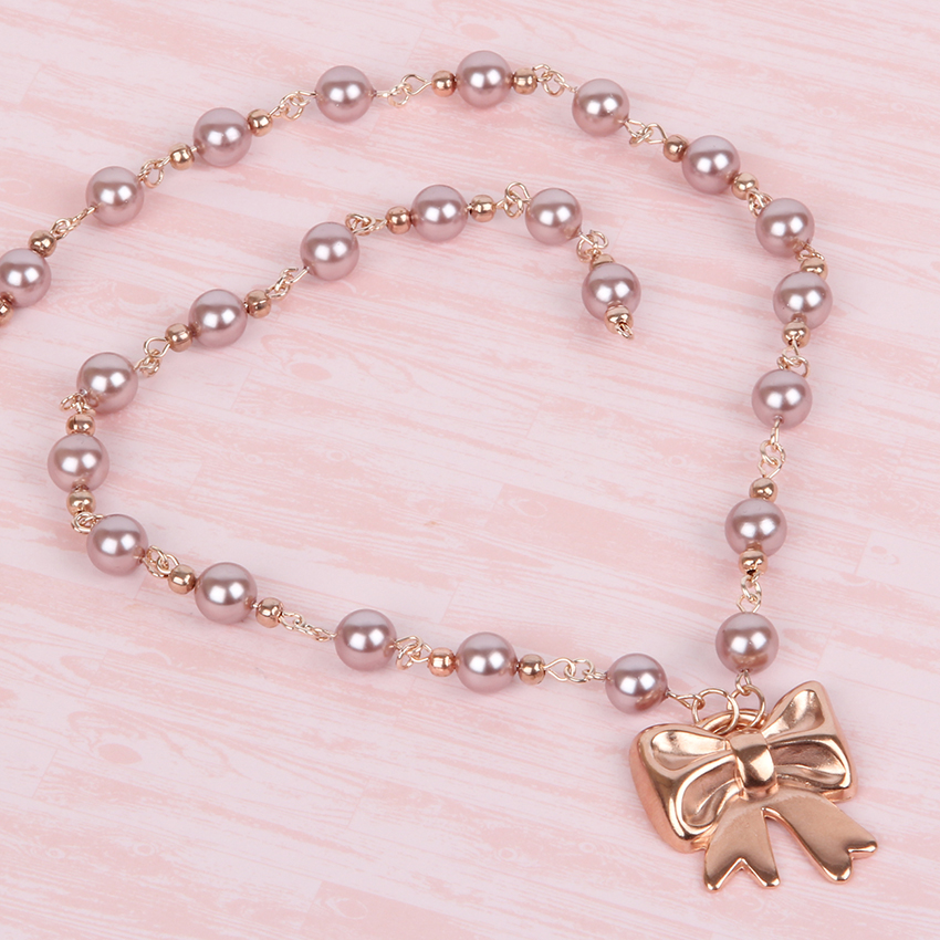 'Pretty in Pink' Necklace | SALE MAKE