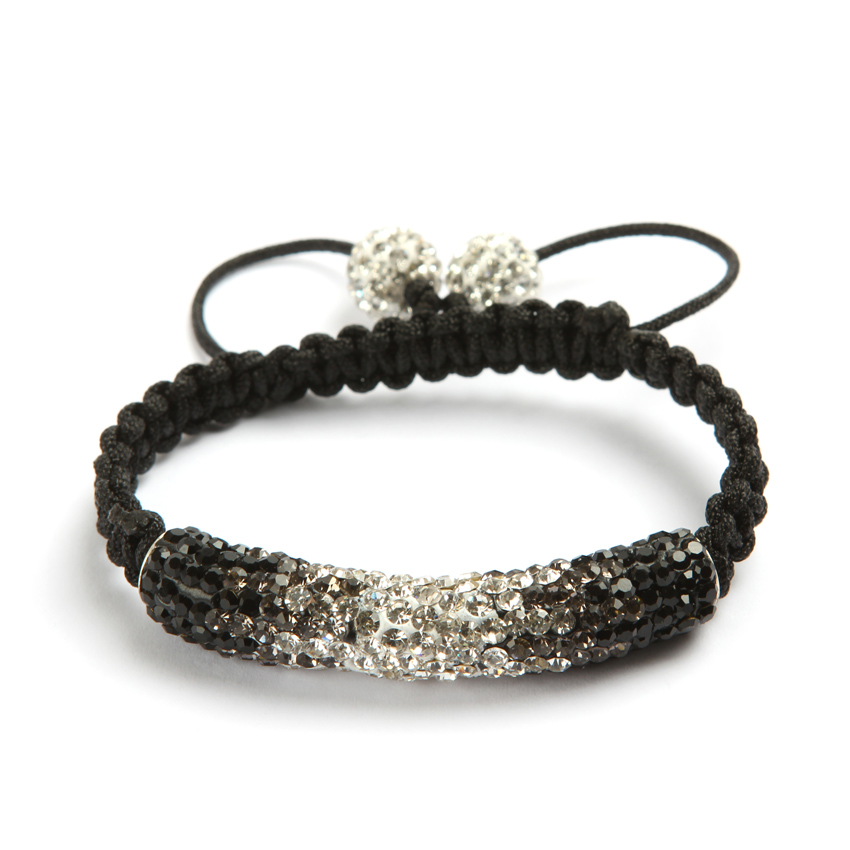 Shamballa Fashion Tube Bracelet