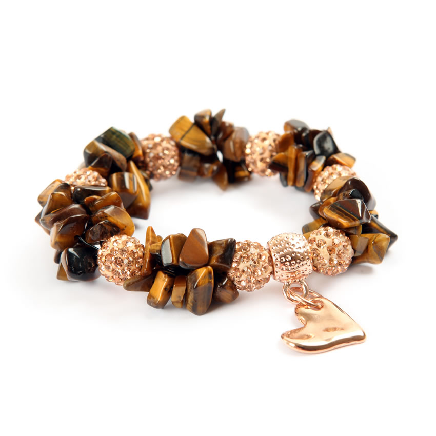 Cherish Bracelet Tiger Eye