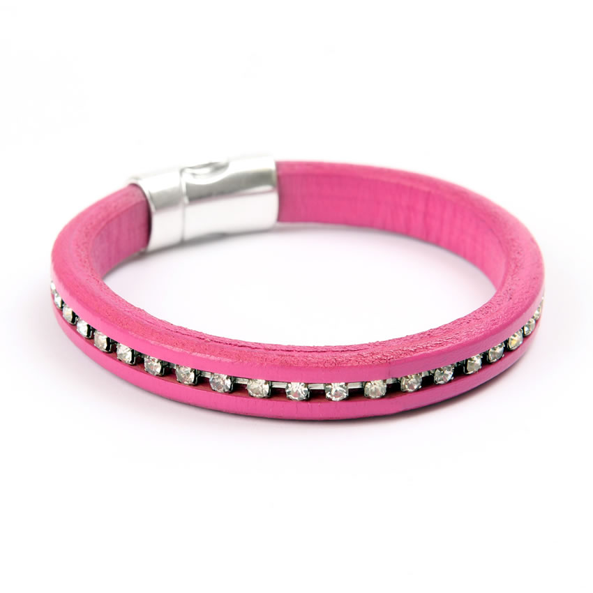 Pink Sparkle Regaliz Bracelet - New In
