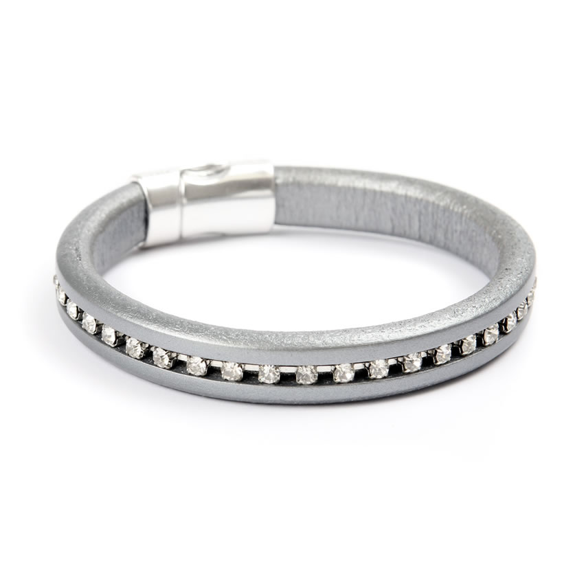 Silver Sparkle Regaliz Bracelet - New In