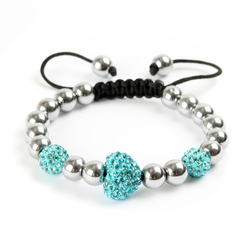 Shamballa Fashion Heart