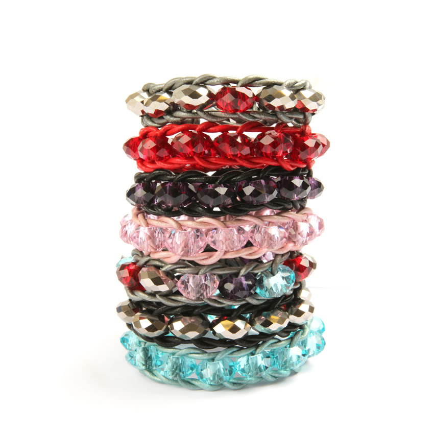 Stacked Sugar Bracelet