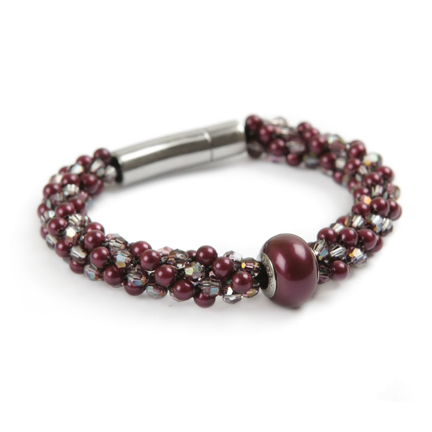 Becharmed Blackberry Bracelet