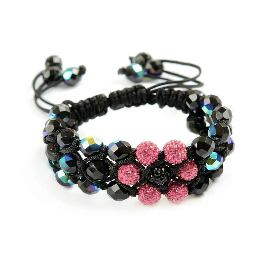 Midnight Rose Bracelet