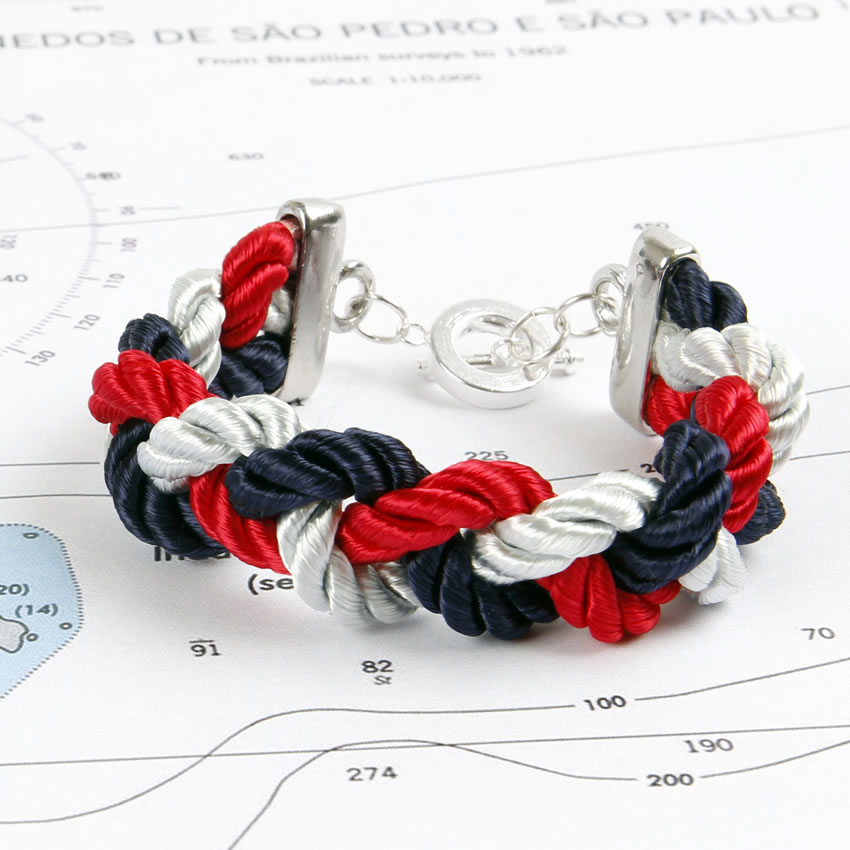 Nautical Trio Sale Bracelet