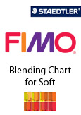 FIMO Blending Chart for Soft