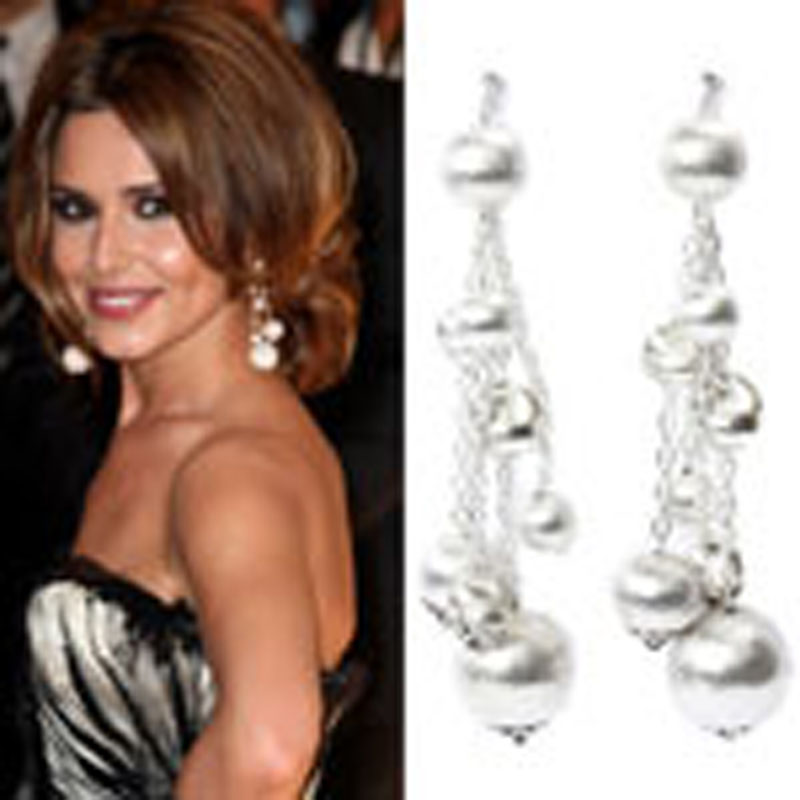 Get Cheryl Cole's Style-Earrings