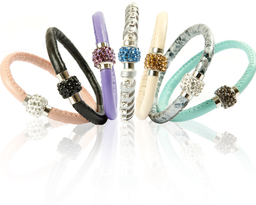 Leather Bracelet Designs