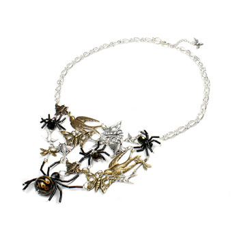 Insect Inspiration Necklace