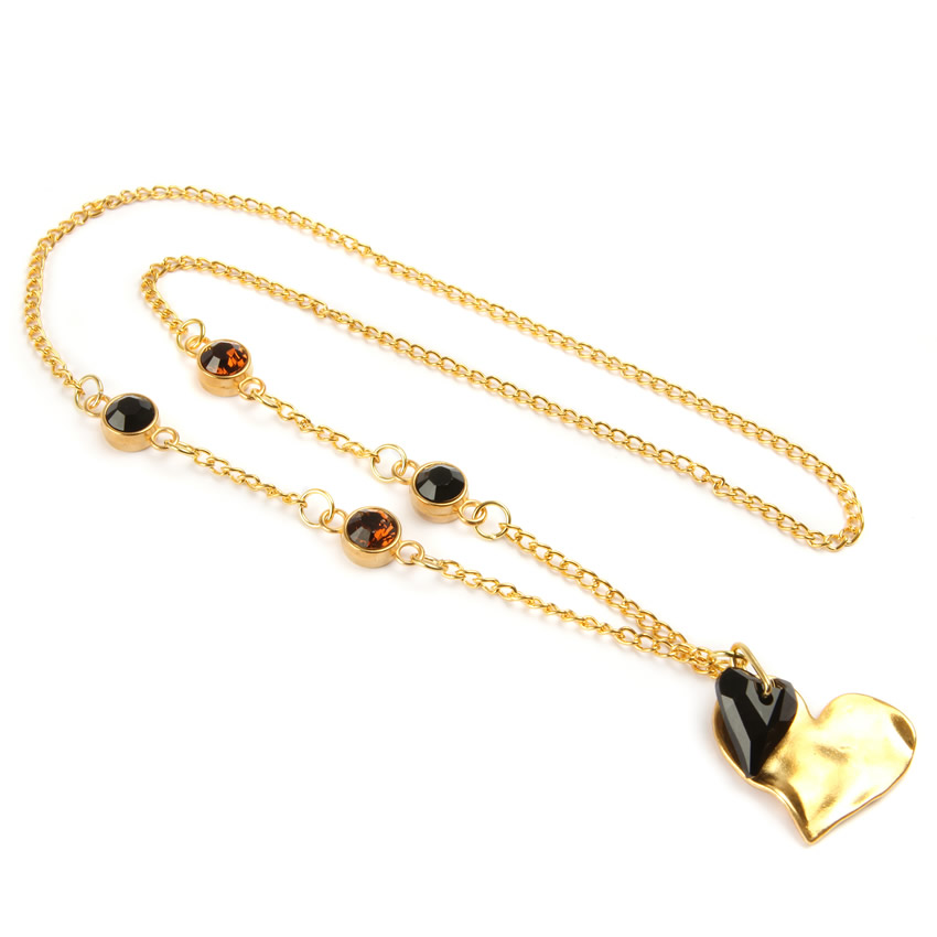 Belle Gold Necklace