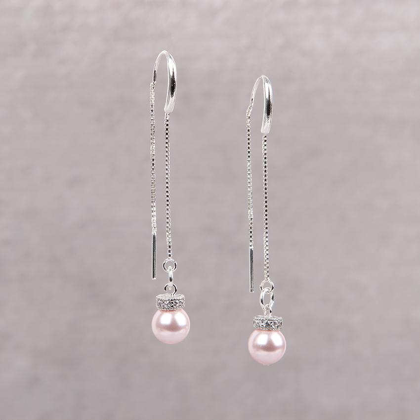 Rosaline Drop Earrings