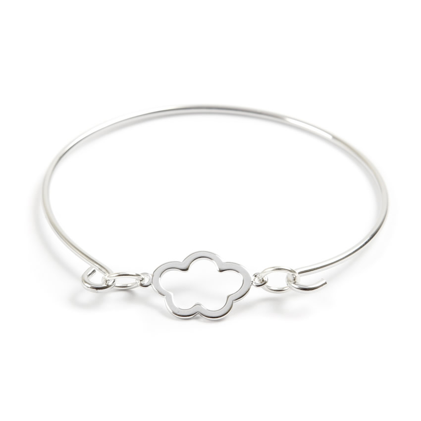 Boutique Cloud Bangle