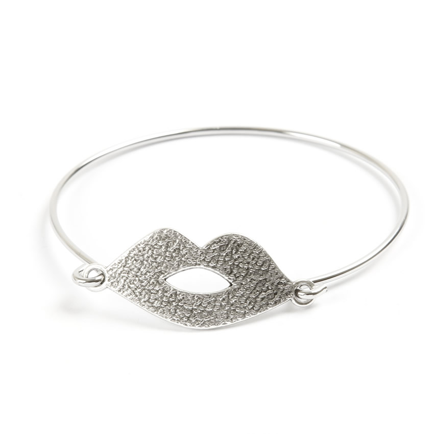 Boutique Lips Bangle