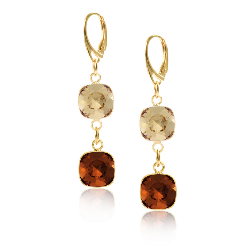 Revival Gold Earrings