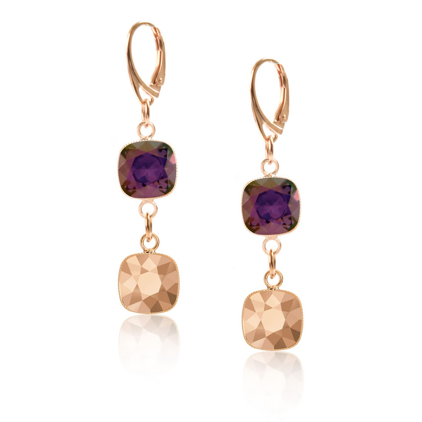 Revival Rose Gold Earrings