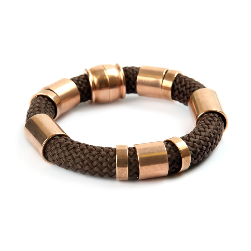 Harbour Brown Bracelet