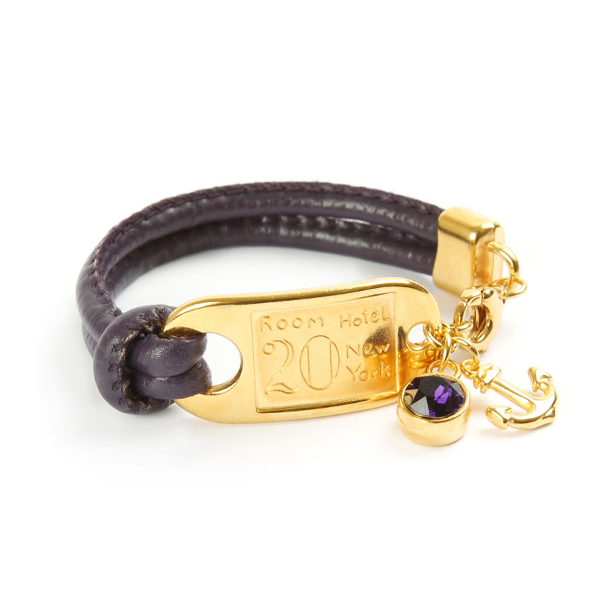 New York Dreams Gold Bracelet