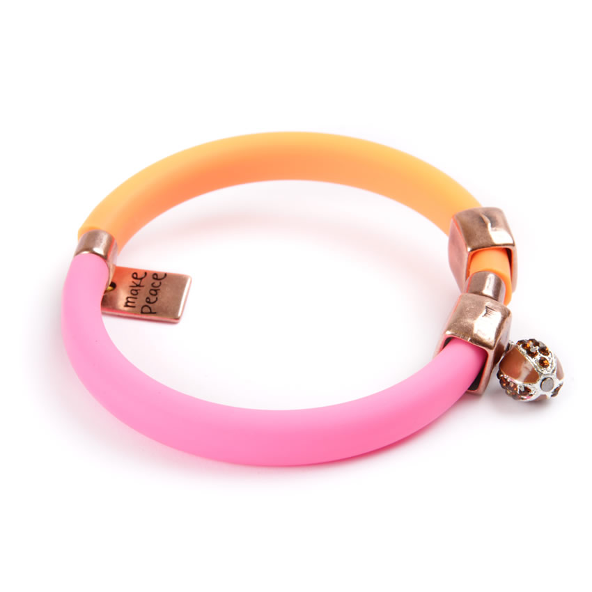 Pop Art Bangle Neon Bright