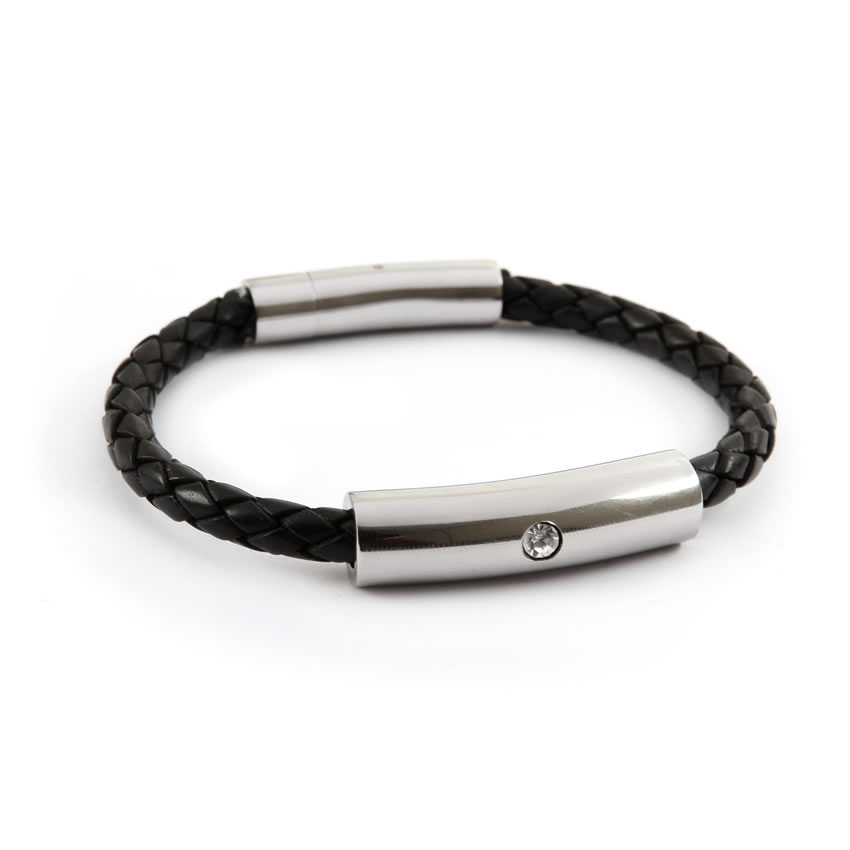 Spotlight Black Bracelet