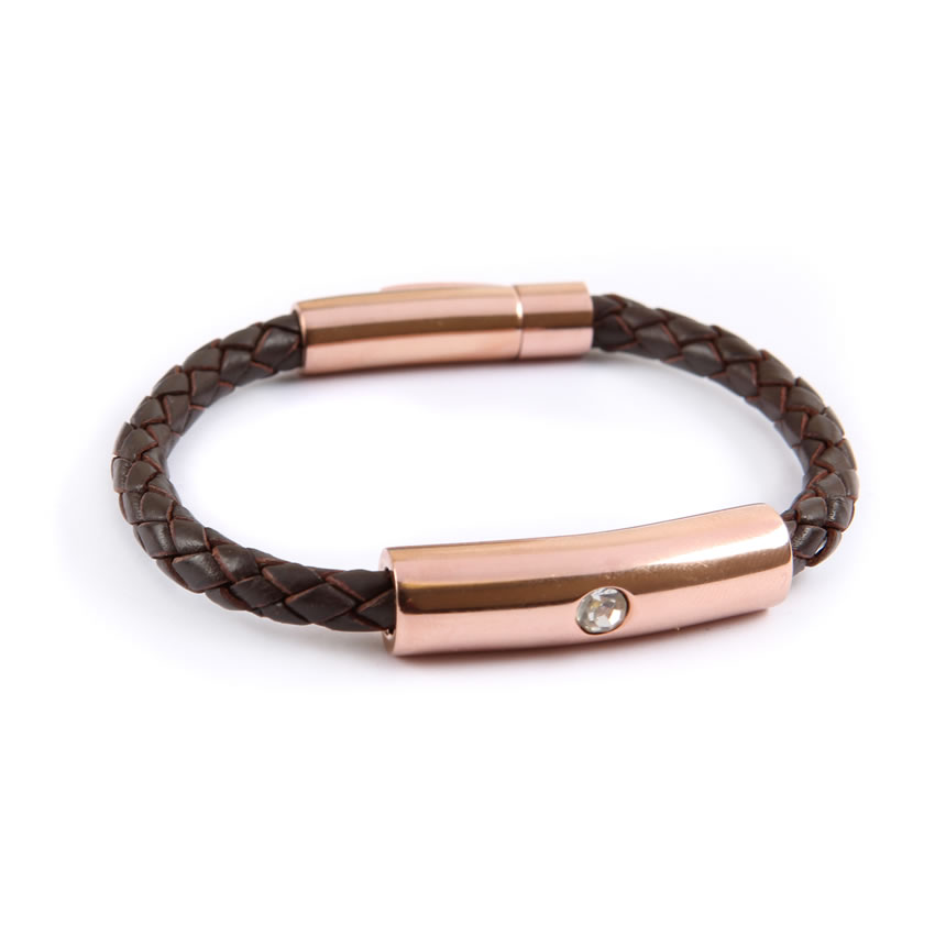 Spotlight Brown Bracelet